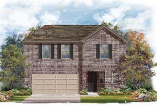 Plan 2412 - Maple Creek: Georgetown, Texas - KB Home