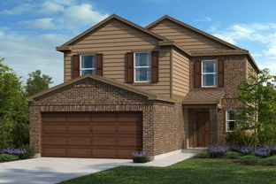 Plan 2245 - Salerno - Heritage Collection: Round Rock, Texas - KB Home