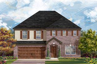 Plan 2881 - Haven Oaks: Leander, Texas - KB Home