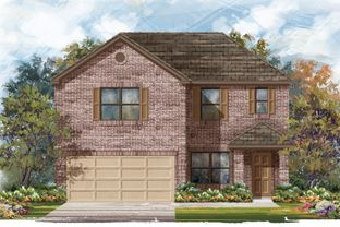 Plan 2177 - Sonterra - Eastwood: Jarrell, Texas - KB Home