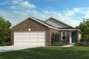 Plan 1315 - Presidential Meadows: Manor, Texas - KB Home