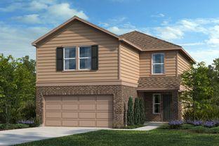 Plan 1780 - Villas at McKinney Crossing: Austin, Texas - KB Home