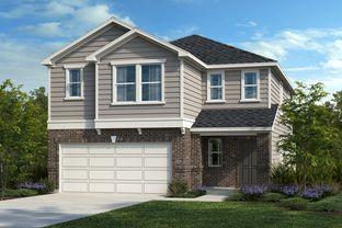 Plan 2527 - Presidential Meadows: Manor, Texas - KB Home