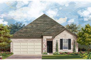 Plan 1491 - McKinney Crossing: Austin, Texas - KB Home