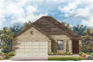Plan 1694 - EastVillage - Heritage Collection: Manor, Texas - KB Home