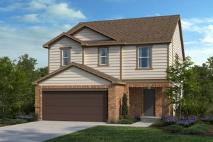 Plan 2070 - EastVillage - Heritage Collection: Manor, Texas - KB Home
