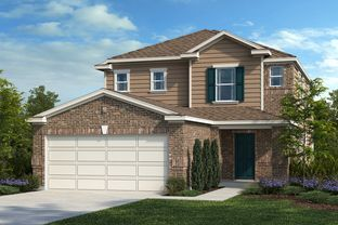 Plan 2509 - EastVillage - Heritage Collection: Manor, Texas - KB Home