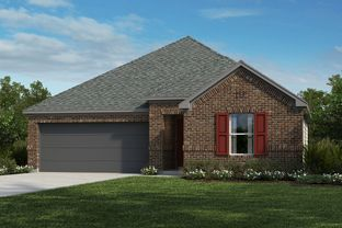 Plan 1491 - EastVillage - Classic Collection: Manor, Texas - KB Home