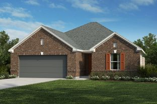 Plan 1675 - EastVillage - Classic Collection: Manor, Texas - KB Home