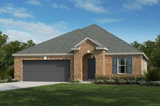 Plan 2089 - EastVillage - Classic Collection: Manor, Texas - KB Home