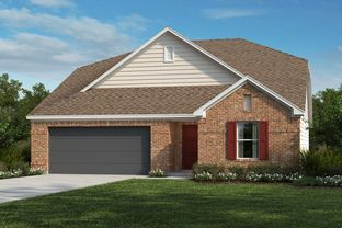 Plan 2655 - EastVillage - Classic Collection: Manor, Texas - KB Home