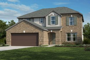 Plan 2797 - EastVillage - Classic Collection: Manor, Texas - KB Home