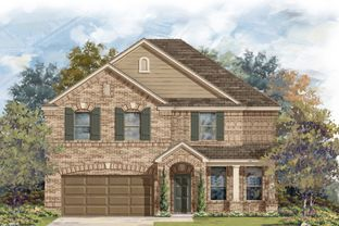 Plan 3125 - EastVillage - Classic Collection: Manor, Texas - KB Home