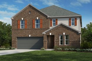 Plan 3475 - EastVillage - Classic Collection: Manor, Texas - KB Home