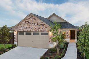 Plan 1360 Modeled - Sonterra - Rio Lobo: Jarrell, Texas - KB Home