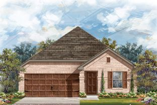 Plan 1647 - Salerno - Heritage Collection: Round Rock, Texas - KB Home