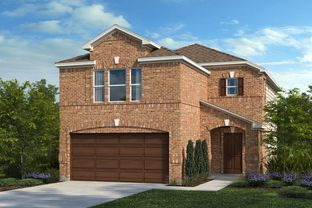 Plan 1908 - Salerno - Heritage Collection: Round Rock, Texas - KB Home