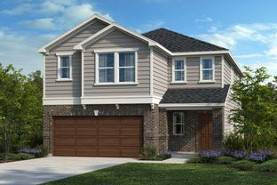 Plan 2527 - Salerno - Heritage Collection: Round Rock, Texas - KB Home