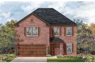 Plan 2898 - Salerno - Heritage Collection: Round Rock, Texas - KB Home
