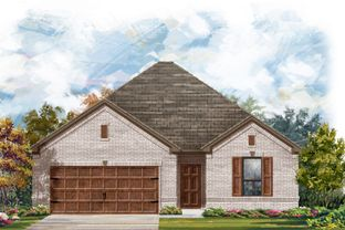 Plan 1675 - Salerno - Classic Collection: Round Rock, Texas - KB Home
