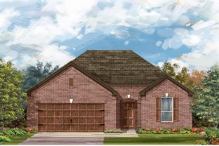 Plan 1792 - Salerno - Classic Collection: Round Rock, Texas - KB Home