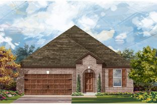 Plan 2089 - Salerno - Classic Collection: Round Rock, Texas - KB Home