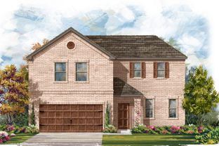 Plan 2502 - Salerno - Classic Collection: Round Rock, Texas - KB Home