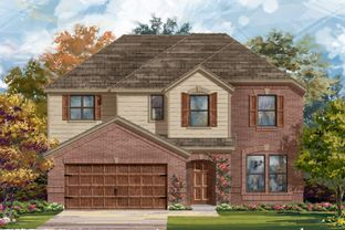 Plan 2797 - Salerno - Classic Collection: Round Rock, Texas - KB Home