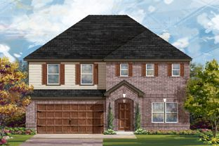Plan 2881 - Salerno - Classic Collection: Round Rock, Texas - KB Home
