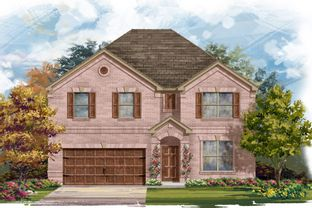 Plan 3125 - Salerno - Classic Collection: Round Rock, Texas - KB Home