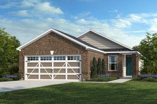 Plan 1315 - Berry Springs: Georgetown, Texas - KB Home