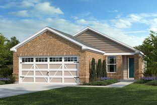 Plan 1360 - Berry Springs: Georgetown, Texas - KB Home
