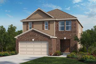 Plan 2070 - Berry Springs: Georgetown, Texas - KB Home