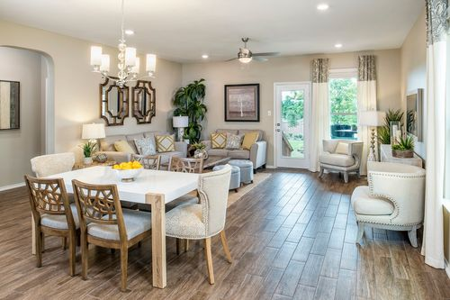 Greatroom-and-Dining-in-Plan E-1892-at-The Edgewaters-in-Pflugerville