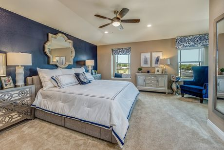 Bedroom-in-Plan F-1909-at-Brentwood Villas-in-Austin