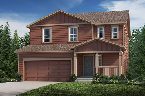 The Lakes At Centerra By Kb Home In Fort Collins Loveland Colorado