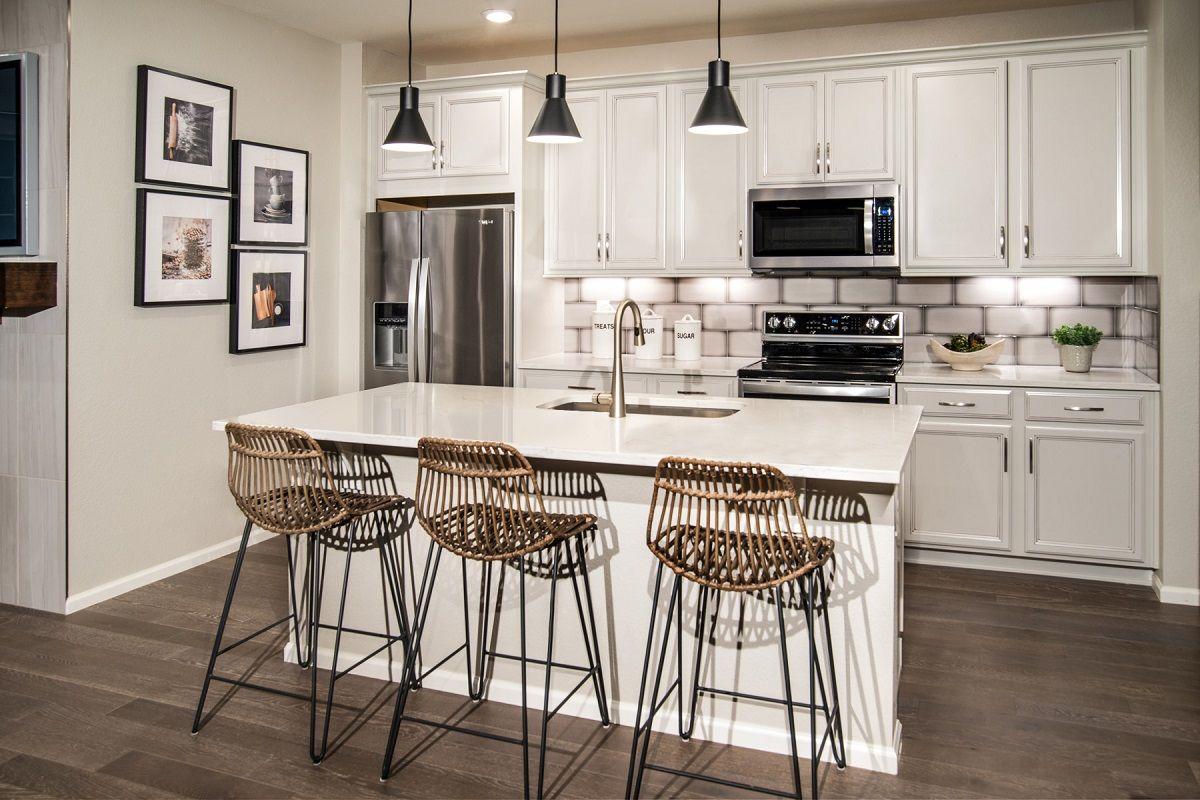 Kitchen-in-Willow 1682 Modeled-at-Homestead Hills Villas-in-Thornton