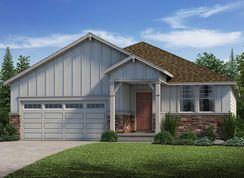 Plan 1685 - Stone Creek Ranch: Parker, Colorado - KB Home