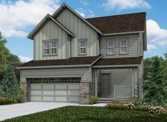Plan 1624 - The Villages at Prairie Center: Brighton, Colorado - KB Home