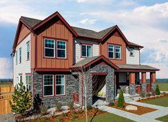 Plan 1430 Modeled - Painted Prairie Villas: Aurora, Colorado - KB Home