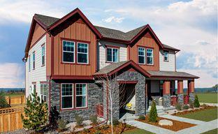 Painted Prairie Villas by KB Home in Denver Colorado