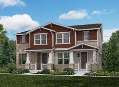 Plan 1754 - Painted Prairie Villas: Aurora, Colorado - KB Home