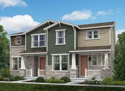 Plan 1885 - Painted Prairie Villas: Aurora, Colorado - KB Home