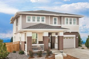 Plan 2282 Modeled - Painted Prairie: Aurora, Colorado - KB Home