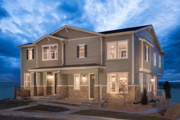 Copperleaf Villas,80015
