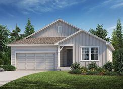 Plan 1590 - Copperleaf: Aurora, Colorado - KB Home