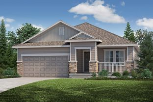 Plan 1685 - Copperleaf: Aurora, Colorado - KB Home