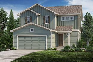 Plan 1695 - Copperleaf: Aurora, Colorado - KB Home
