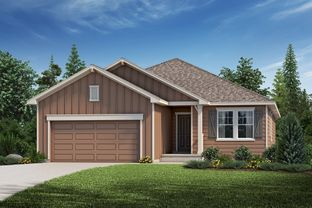 Plan 1818 - Copperleaf: Aurora, Colorado - KB Home