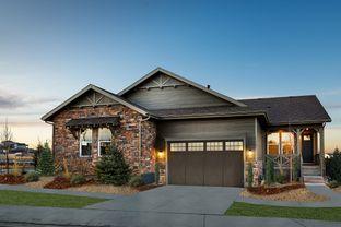 Plan 1552 Modeled - Terrain - Ranch Villa Collection: Castle Rock, Colorado - KB Home